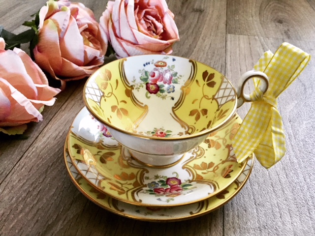 Vintage Trio Tea Set