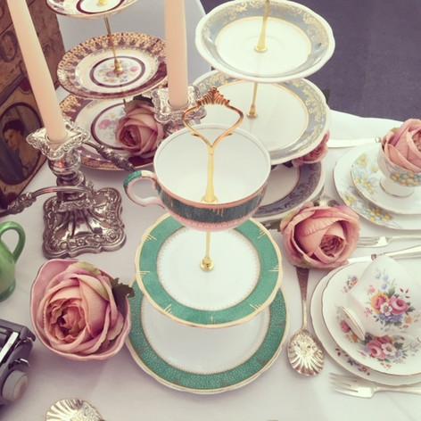 Vintage Cake Stands