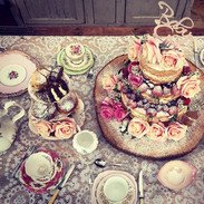 Baby Shower Afternoon Tea & China
