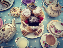 Afternoon Tea Catering & China Hire