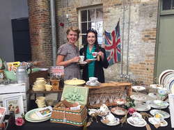 Market Stall at Salute to the 40's