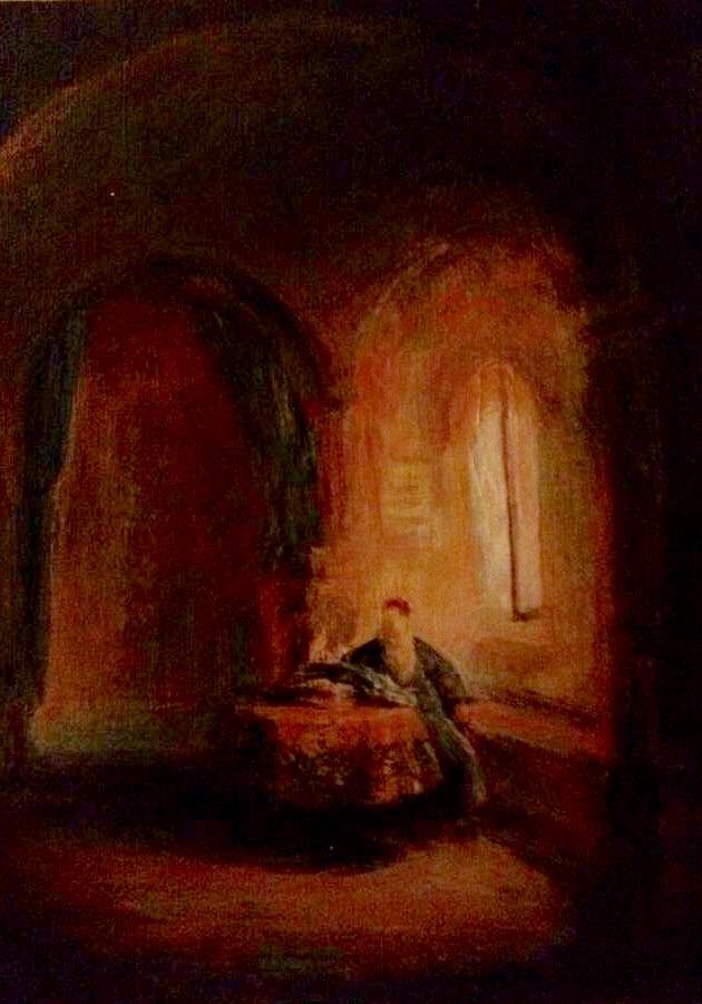 Copy. Rembrandt