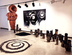"""""""The Cycles"""" Installation"""