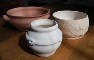 Mixed Pottery.