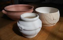 Mixed Pottery.