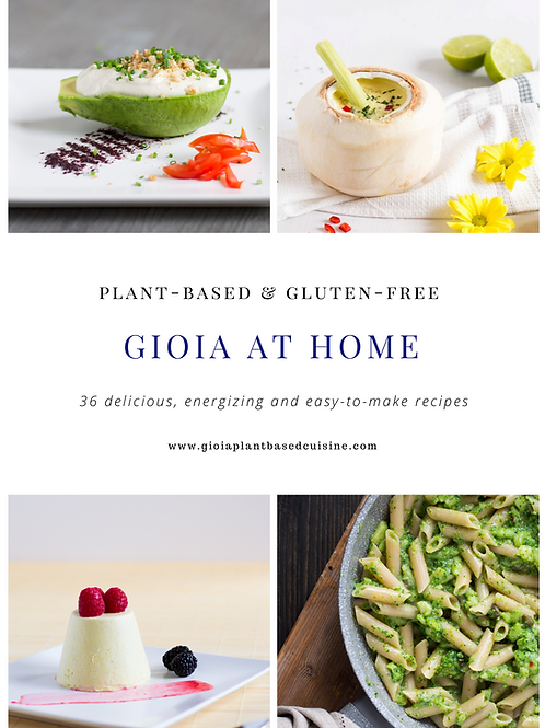 Gioia at Home E-book