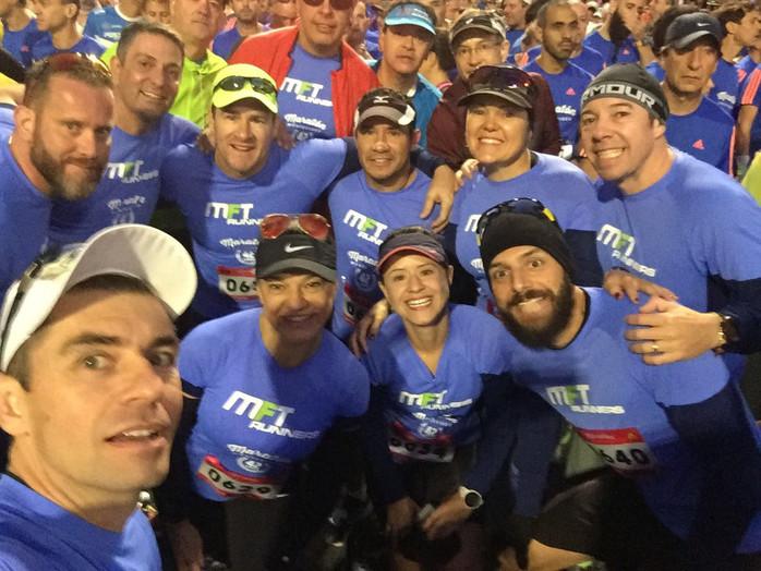 Maratón de Montevideo - Parte 2 - A alegria de viver uma conquista