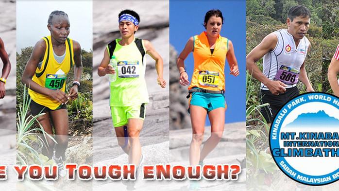 Climbathon - Malásia - Are you tough enough?