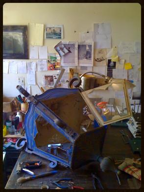 Restauration et montage électrique