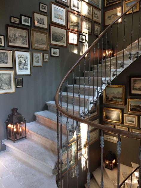 Mise en lumière escaliers