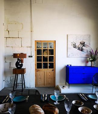 Showroom Laurent Passe Design