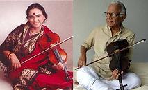 N. Rajam, T. N. Krishnan