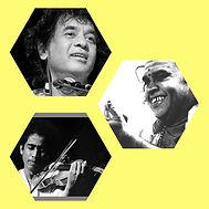 L Shankar-Vikku V-Zakir Hussain