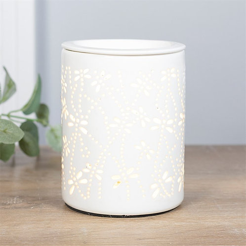 Dragonfly Cut Out Electric Wax Melter