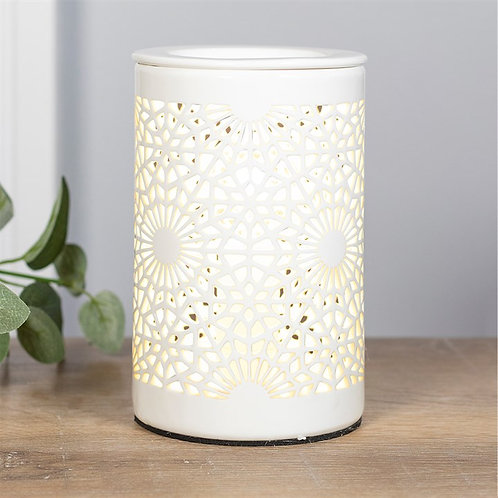 Lace Cut Out Electric Wax Melter