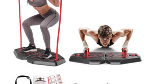 Genis Fitness Plataforma de Exercícios Transformer Full Body Station - Polishop