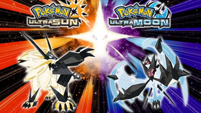 Pokémon Ultra Sun / Ultra Moon