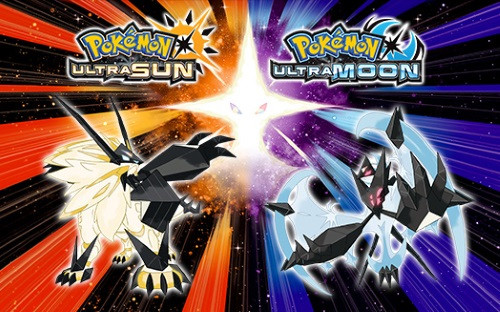 Pokemon Ultra Sun / Ultra Moon