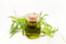 oil-hemp-in-jar-with-sheet-on-light-boar