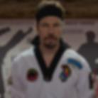 Bernd Egger ist Tae Kwon Douglas