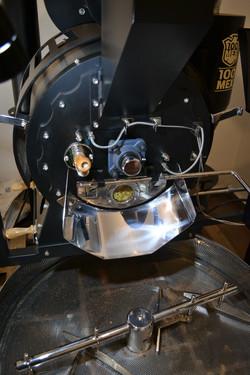 Tostando café