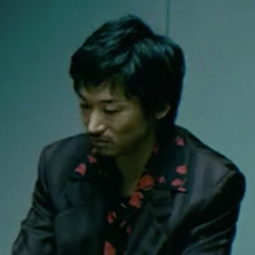 Bernd Egger als Japaner