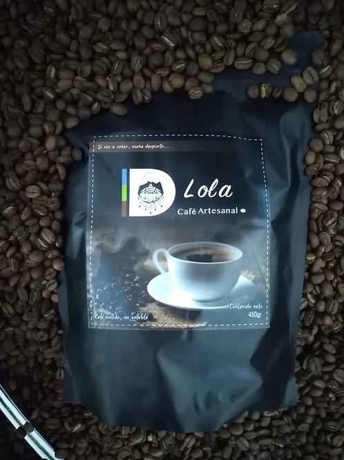Café D Lola en Grano 500 gr