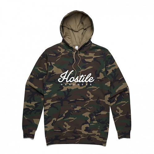 Hostile Hoodie - Camo