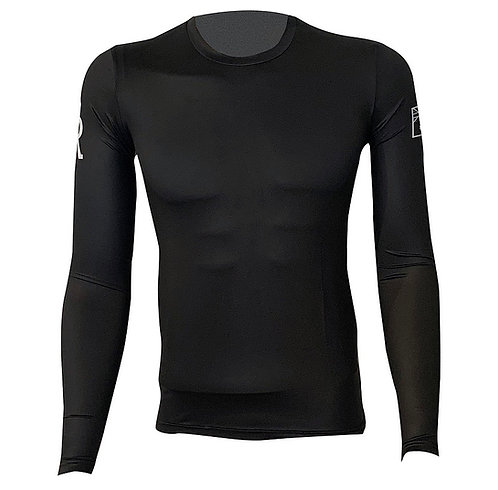 Flex Compression Jersey - Black