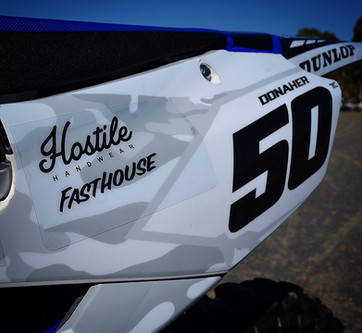 HH | YZ450