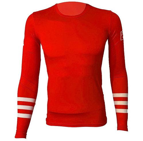 Flex Compression Jersey - Red