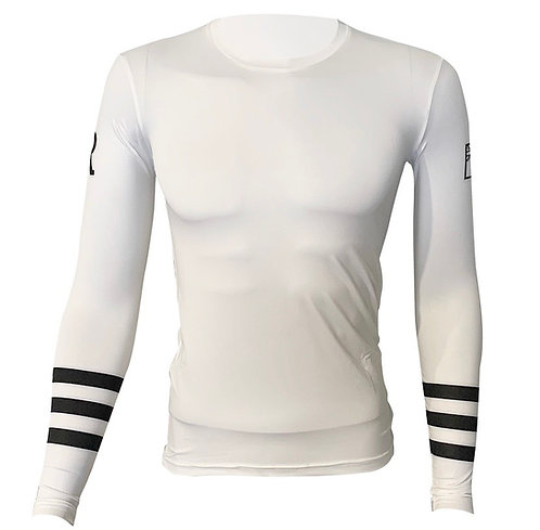 Flex Compression Jersey - White