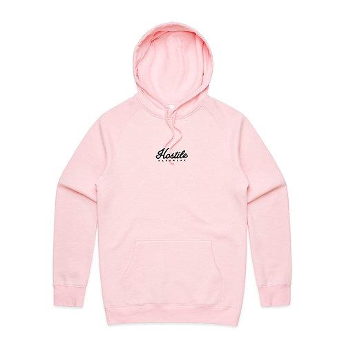 Hostile Hoodie - Light Pink