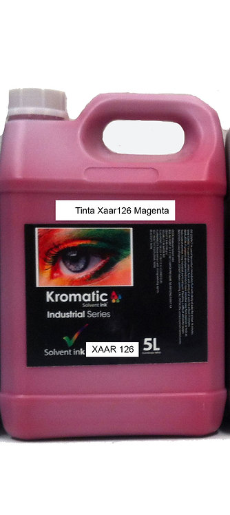 Kromatic Industrial Xaar 126 Magenta