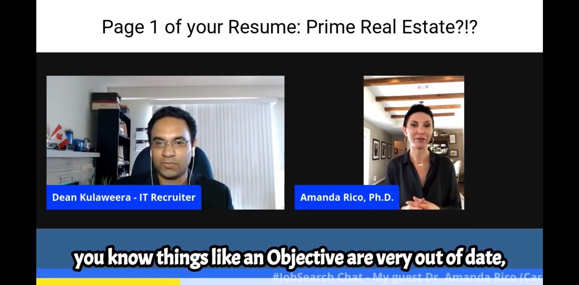 How to Capture a Recruiter or Hiring Managers' Attention on Your Resume