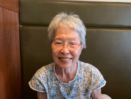 東京の祖母