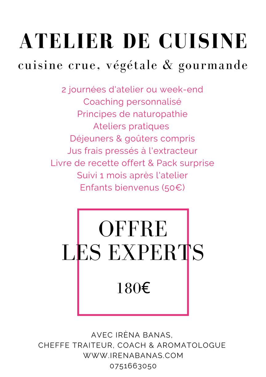 Ateliers de cuisine gourmande, les experts.png