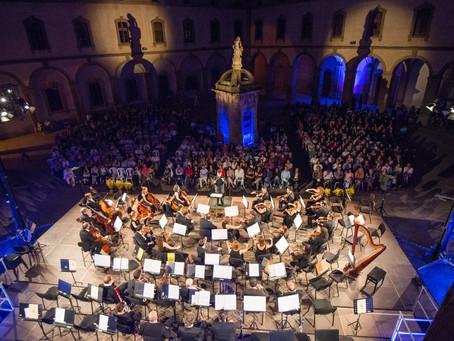 MÉS DE 800 PERSONES OMPLEN EL CONCERT INAUGURAL DEL FESTIVAL INTERNACIONAL DE CERVERA