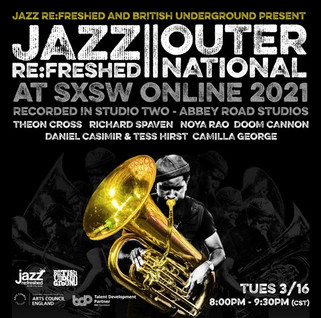 Outernational Showcase at SXSW Online 2021