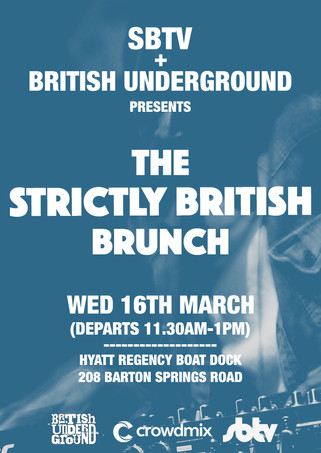 The Strickly British Brunch With SBTV
