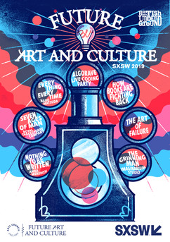 SXSW Future Art and Culture 2019