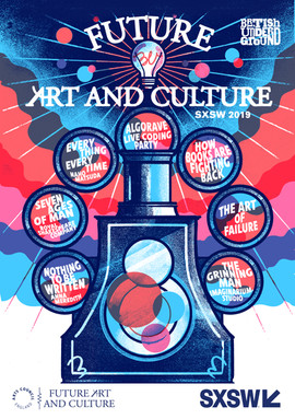 SXSW Future Art and Culture 2019