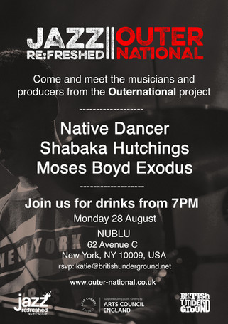 Outernational Drinks