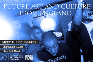 Future Art & Culture From England