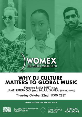 WOMEX 2020 PANEL