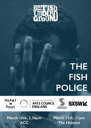 SXSW The Fish Police at 2018