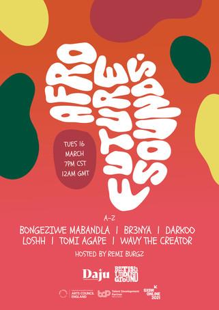 AfroFuture Sounds Showcase at SXSW Online 2021