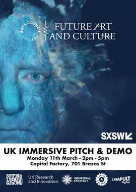 Future Art & Culture UK Immersive & Demo 2019