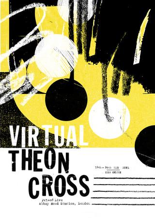 Virtual Theon Cross at Abbey Roads Studio
