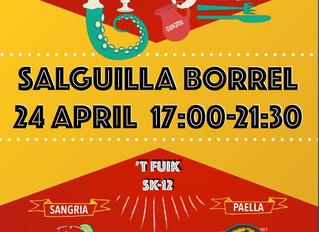 Salguilla Borrel 24 april